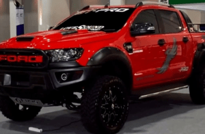 2023 Ford Ranger Release Date Exterior