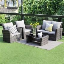 5 piece outdoor patio furniture