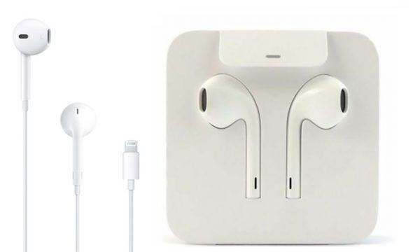 """سماعة آبل""""Apple EarPods with Lightning Connector"""""""