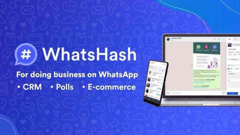أداة WhatsHash