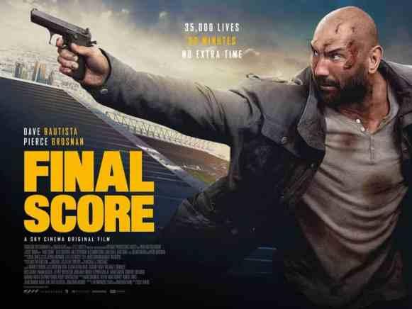 فيلم Final Score: أقوى أفلام الاكشن والجريمة