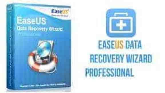 برنامج استرجاع الملفات المحذوفة EaseUs Data Recovery Wizard Professional
