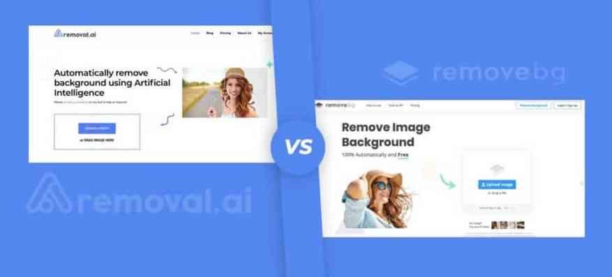موقع Removal.ai لإزالة الخلفية من الصور أون لاين