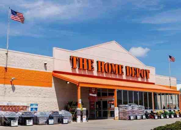 موقع Home Depot