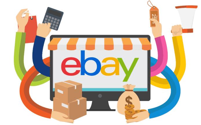 مميزات التسوق من خلال موقع إيباي Ebay