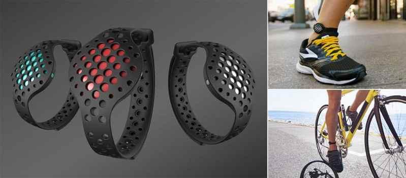 جهاز 3D Fitness tracker