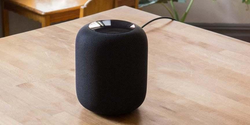 مكبر الصوت Apple HomePod