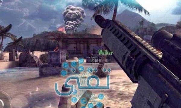 5 ألعاب حرب بدون نت