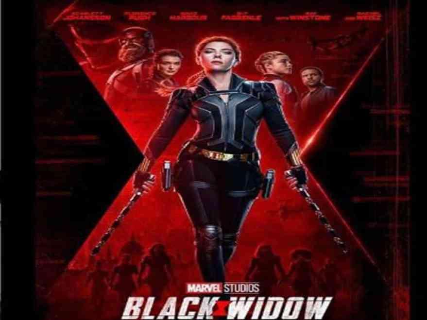 فيلم الإثارة والتشويق مع الأكشن Black Widow