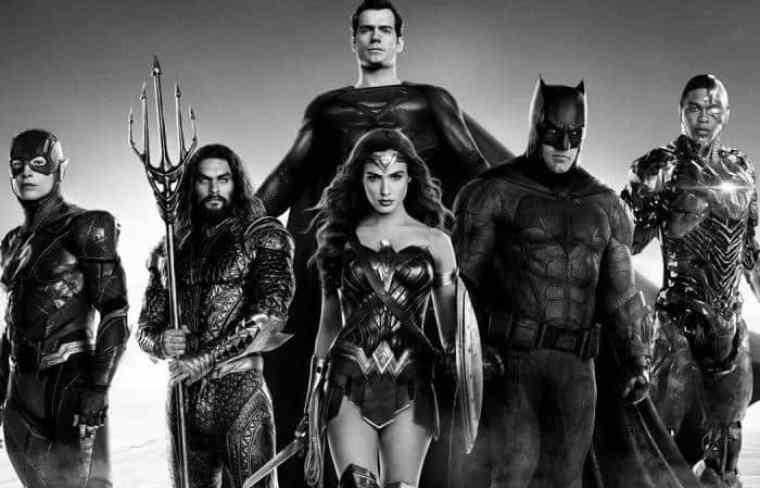 فيلم Zack Snyder's Justice League