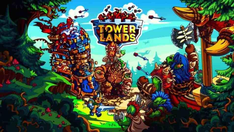لعبة حرب Towerlands