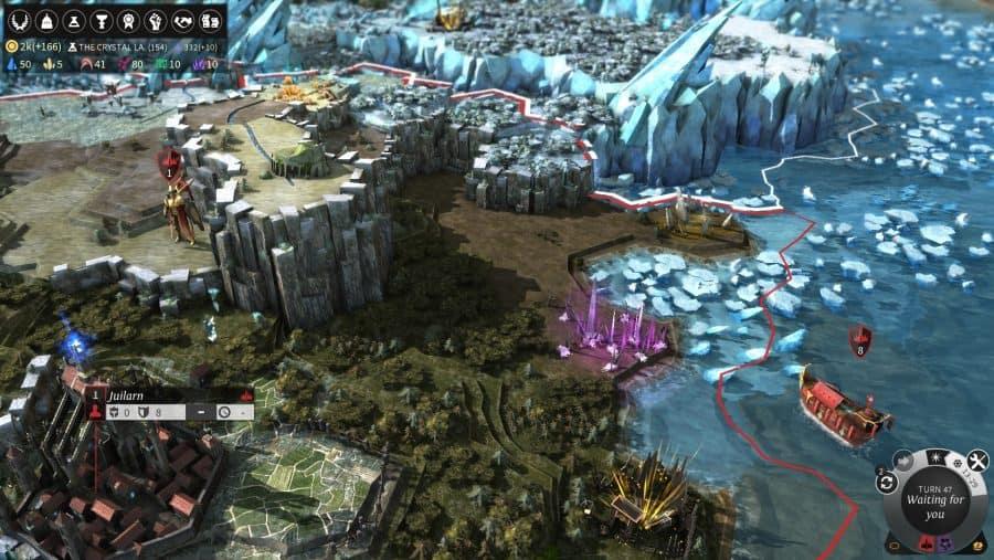 ألعاب استراتيجية: لعبة ENDLESS Legend