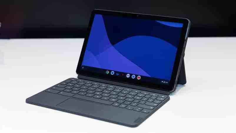 لابتوب Lenovo Chromebook Duet