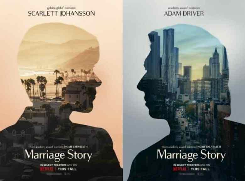فيلم Marriage Story