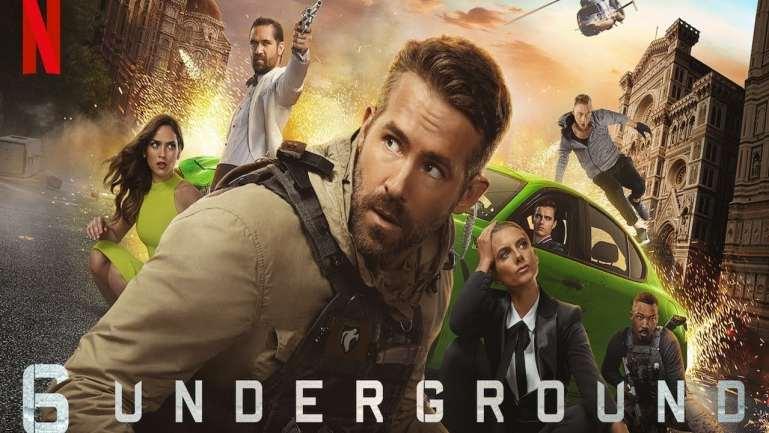 فيلم Underground 6
