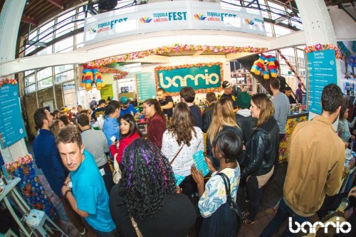 Barrio Bars at Tequila and Mezcal Fest
