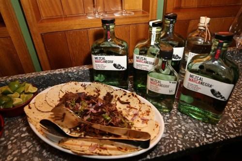 Temper Tacos and Mezcal Marca Negra