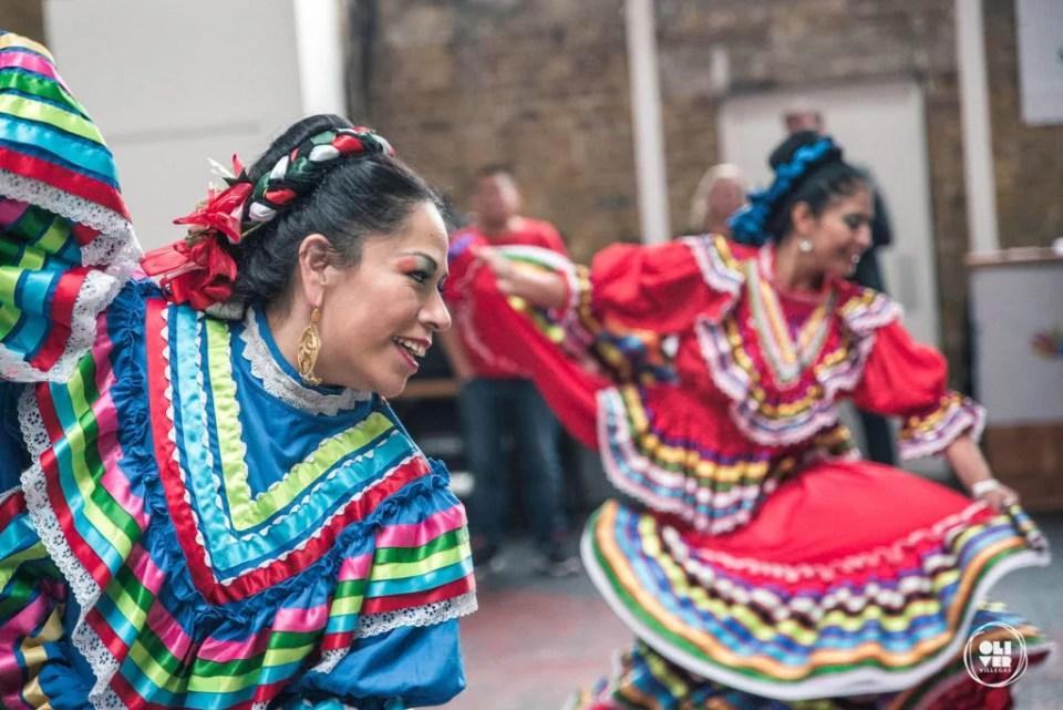 Oliver Villegas Mariachi Dancers