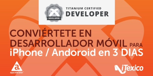 Titanium Certified Developer