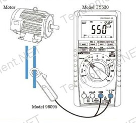 Yokogawa TY520 Standard Type Digital Multimeter