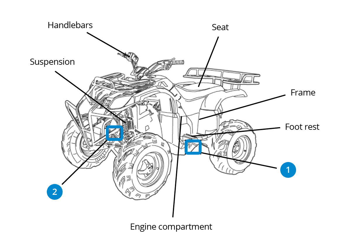 Kymco Engine Diagram