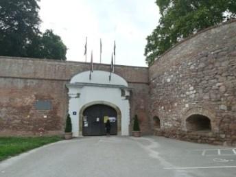 Zrinyi Castle, Szigetvar. (foto : Maharani).