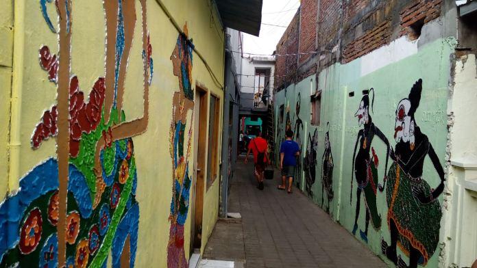 Kampung Wayang Malang