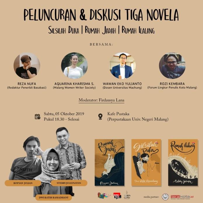 peluncuran-dan-diskusi-tiga-novela