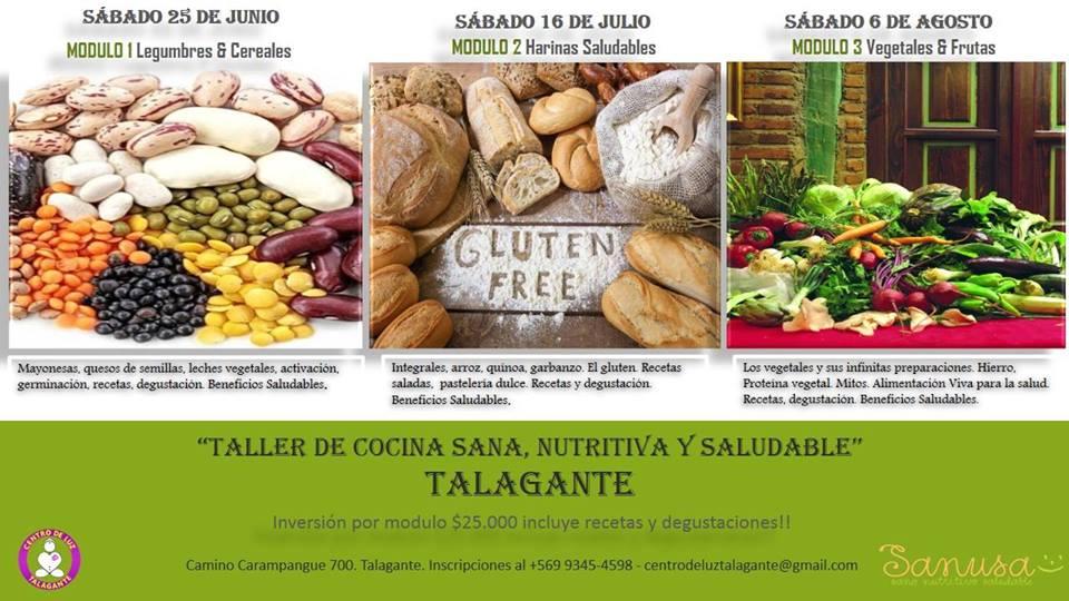 Cocina Saludable Chile