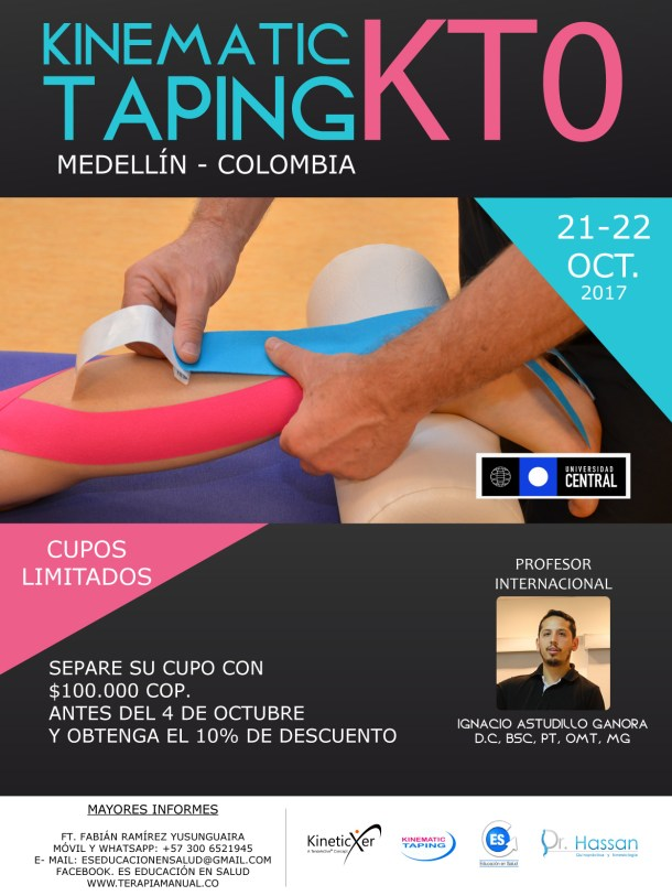 Kinematic Taping KT0 Medellín - Septiembre 2017-01