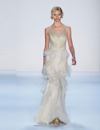 mischka-sequin-ruffle bridal 2014