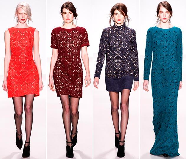 Tadashi_Shoji_fall_winter new york fashion week 2014