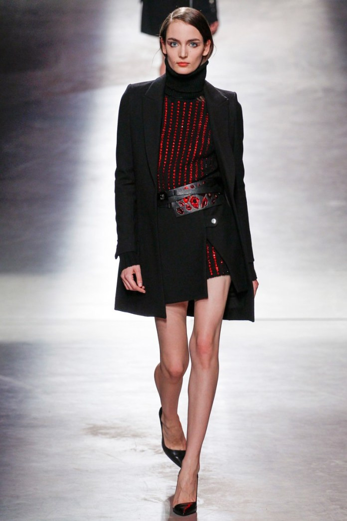 anthony-vaccarello-fall 2014