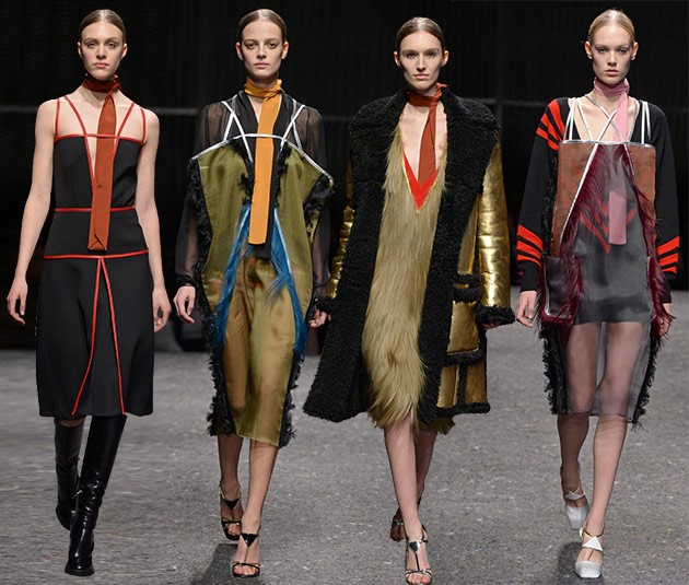 Prada_fall_winter_2014_2015_collection_Milan_Fashion_Week1