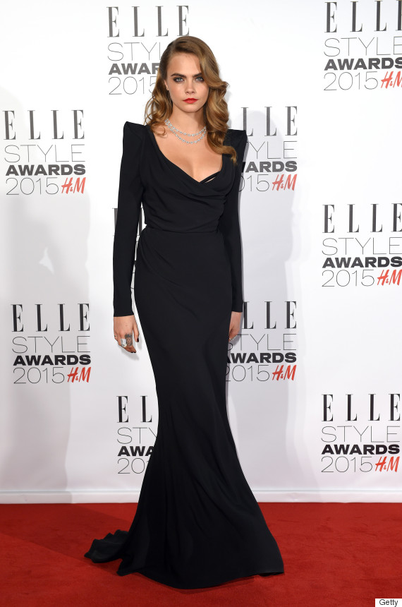 Elle Style Awards 2015 - Inside Arrivals