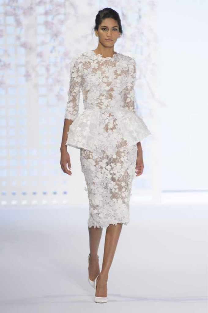 Ralph Russo Couture Abiye 2016