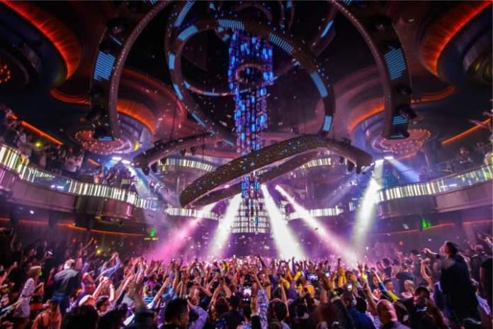 omnia night club