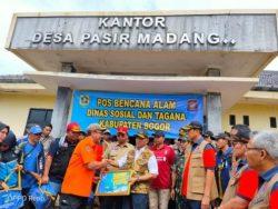 Banjir Jabodetabek: Air Surut, Jumlah Pengungsi di Bogor Meningkat