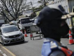Operasi Ketupat, Polresta Depok Siapkan 8 Titik Pos Penyekatan Pemudik