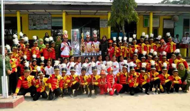 Tim drumb band SDN 3 Way Uran, Kalianda