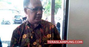 Ketua KPU Lampung, Dr.Nanang Trenggono