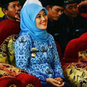 Bupati Lampung Timur,Chusnunia Chalim