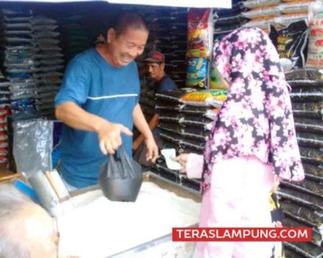 Operasi pasar khusus beras digelar Pemkab Lampung Utara
