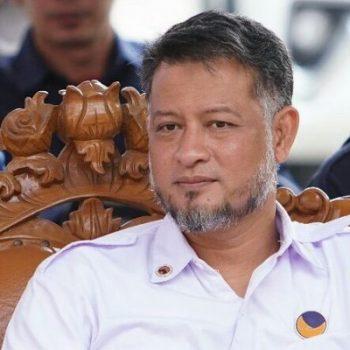 Wakil Ketua Patai Nasdem Lampung, Mufaje Caropeboka