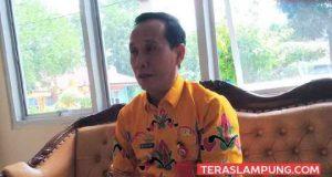 Kepala Inspektorat Kabupaten Lampung Utara, Mankodri
