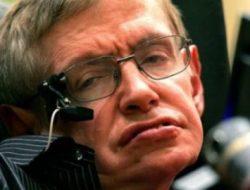 Fisikawan Stephen Hakwing Meninggal Dunia