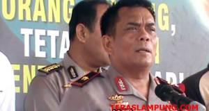 Waka Polda Lampung, Brigjen Pol angesta Romano Yoyol