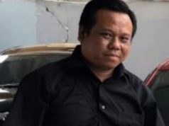 Sekretaris Koalisi Rakyat Lampung Untuk Pemilu Bersih (KRLUPB), Aryanto