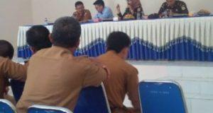 uasana kegiatan pelayanan hukum yang dilaksanakan oleh Kejari Lampung Utara