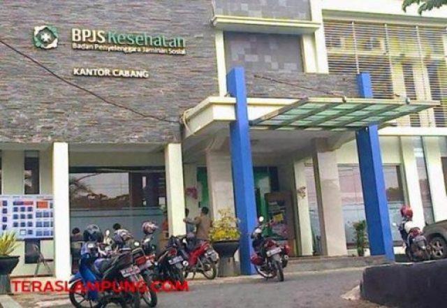 Kantor BPJS Bandarlampung (Ilustrasi/Teraslampung.com)